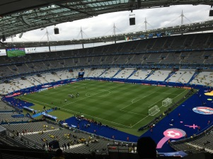 Stade the France